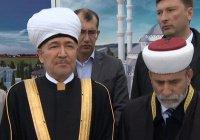 Крым получил 3 млн. на мечеть в Симферополе