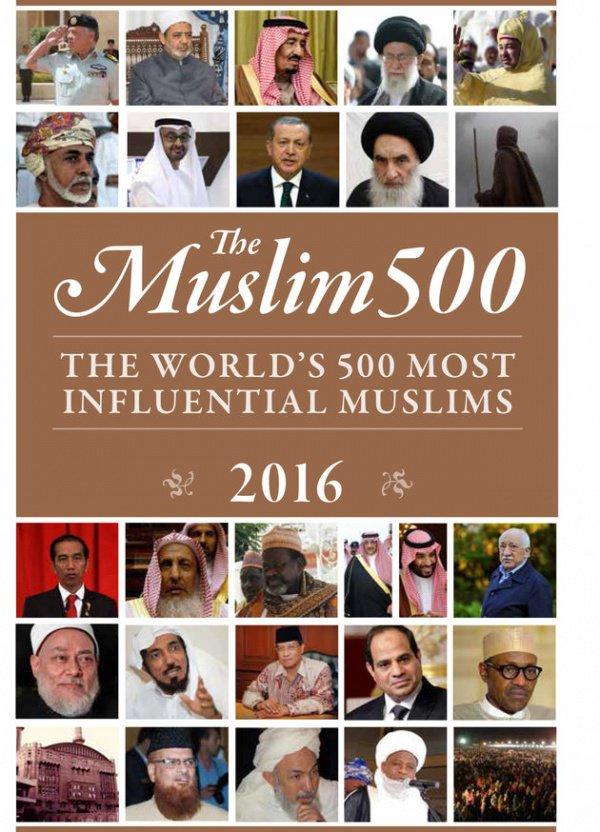 500 самых влиятельных мусульман 2016 года