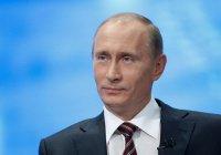 Популярность Путина среди мусульман быстро растет