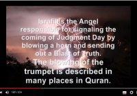 Имена и обязанности ангелов в исламе (Субтитры)