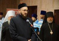 Муфтий Татарстана принял участие в Международных образовательных Рождественских чтениях