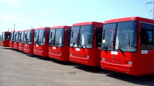 Казанцам предлагают помочь улучшить работу автобусов.