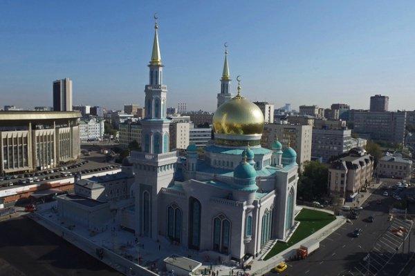 В новом комплексе Соборной мечети Москвы Аль-Муайкли проведет джума-намаз