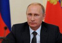 Путин заявил, что цель боевиков – перебраться в Центральную Азию