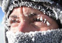 Холод может спровоцировать сердечно-сосудистые заболевания