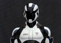 В Дубае презентовали прототип робокопа