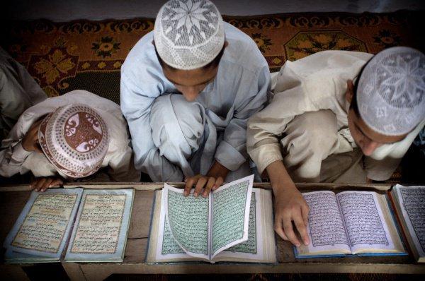 В соответствии с ним Библия, Коран, Тору и Ганджур, их содержание и цитаты из них быть признаны экстремистскими материалами не могут