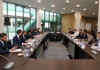 Татарстан посетила делегация Тюменской области