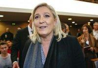 Марин Ле Пен судят за сравнение мусульман с нацистами