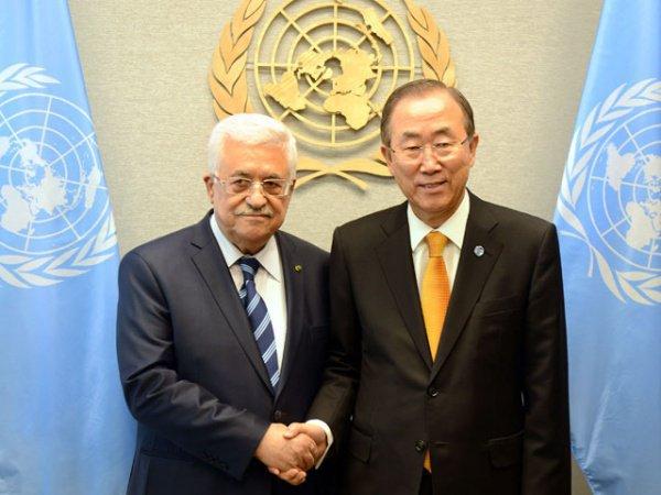 Пан Ги Мун принял решение посетить Израиль и Палестину на фоне очередного обострения ближневосточного конфликта