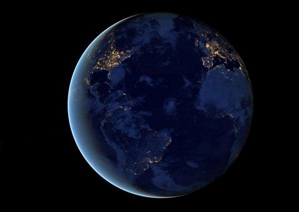 Земля на 14 дней погрузится во тьму