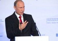 Путин о военной силе ИГ : Там накоплена колоссальная мощь