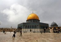 Израиль снял запрет на посещение мечети Аль-Акса
