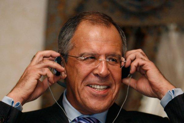 Керри иЛавров провели телефонные переговоры