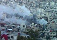 Линия фронта: как проходило освобождение древнего города Забадани в Сирии (ВИДЕО)