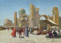 Центральная Азия: родина Бухари и Омара Хайама