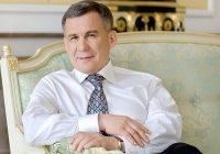 Президент Татарстана находится в отпуске