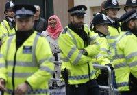 В Лондоне на 70% выросло число исламофобских преступлений