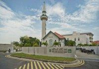 Мечеть в Сингапуре получила архитектурную награду (ФОТО)