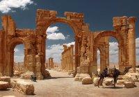 «Исламское государство» взорвало 3 колонны в Пальмире