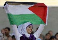 Аббас ждет признания Палестины странами Евросоюза