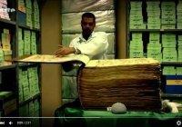 Так выглядит Коран, написанный во времена халифа Усмана (р.а.)