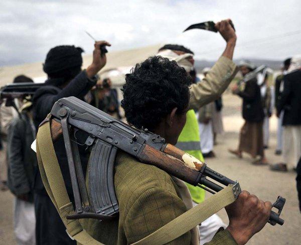 Согласно разведданным, накануне в аэропорт йеменского города Аден прилетели 4 самолета из Турции