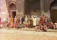 Уникальные фото: Мусульмане. 1910 г. Российская империя