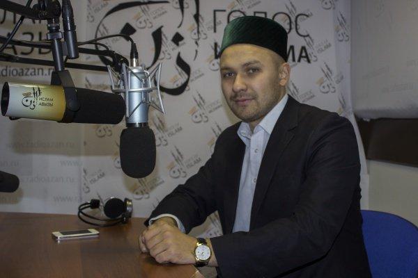 Султан хазрат Мурадимов в прямом эфире радио Азан