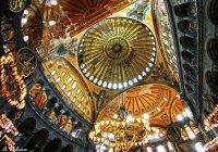 Створки киблы этой мечети сделаны из дерева ковчега Нуха (а.с.)