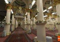 8 таинственных колонн мечети Пророка (ФОТО)