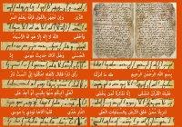 Уникальное фото: Коран 1400 лет назад и сегодня