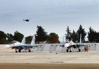 В Сирии участились боевые вылеты российской авиации