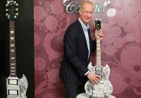 Самую дорогую в мире гитару показали в Абу-Даби (ФОТО)
