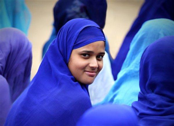 Женщина в исламе обладает самыми красивыми именами