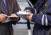 Задержан водитель с задолженностью 700 000 руб. по штрафам