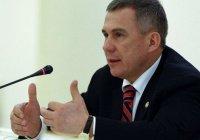 """Президент РТ поднялся на две строчки в рейтинге """"100 ведущих политиков России"""""""