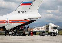 Россия направила в Сирию 100 000 т пшеницы
