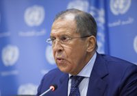 Лавров проведет встречу со спецпредставителем ООН по Сирии