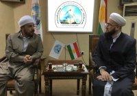 Муфтий Татарстана провел ряд встреч в Эрбиле