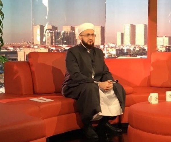 Муфтий Татарстана выступил в прямом эфире телеканала Rudaw в Эрбиле