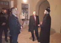 Муфтий Татарстана вместе с гостями осмотрел Галеевскую мечеть
