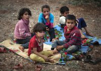 В Турции 400 000 сирийских детей не ходят в школу