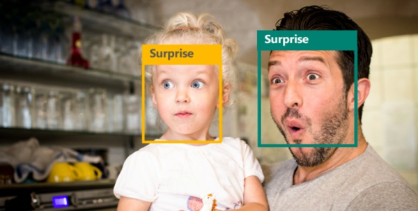 Microsoft научился распознавать эмоции пользователей.