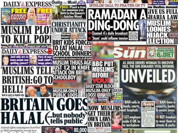 Британские мусульмане все чаще становятся жертвами агрессии на почве ненависти