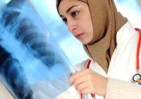 Может ли мусульманка стать врачом?