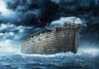 Непокорные потомки тех, кто спасся от всемирного потопа.