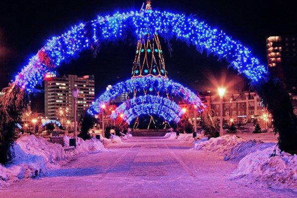 Казань вошла в топ-3 самых популярных туристических направлений в Новый год.