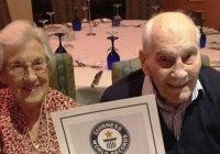 103-летний британец и его невеста стали самыми пожилыми молодоженами