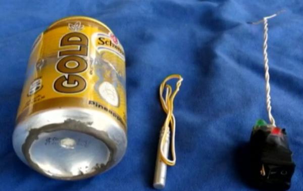 Бомба, которая поместилась в банку из-под газировки, — именно с помощью такого устройства был взорван над Синайским полуостровом российский лайнер А321
